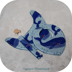 Coffret Baleine bleue -...